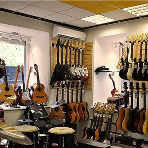 Музыкальные магазины Магадана