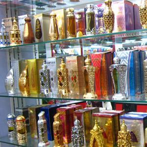 Парфюмерные магазины Магадана