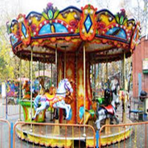 Парки культуры и отдыха Магадана
