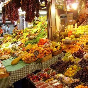 Рынки Магадана